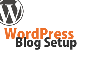 Wordpress Blog Setup