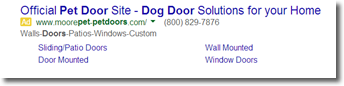 Adwords Site Extensions