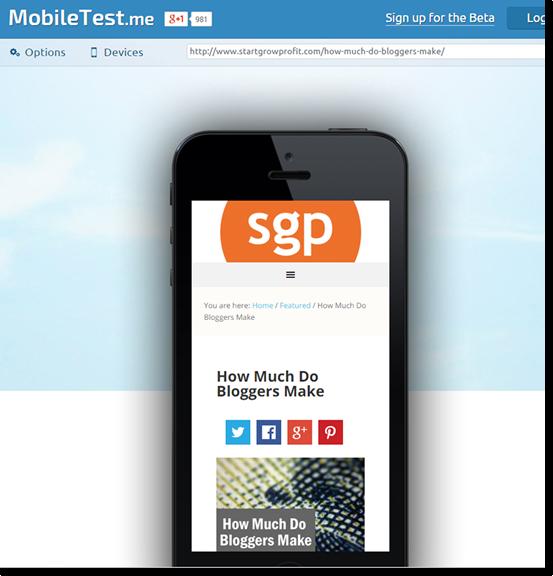 mobiletestme screencap